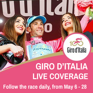 100TH GIRO D'ITALIA LIVESTREAM, May 6th-28th