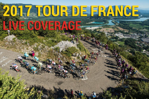 Tour de France LIVE Coverage, July 1-23rd