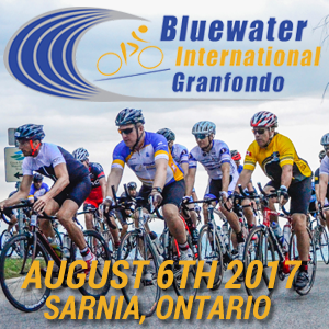 Bluewater International Gran Fondo, August 6th, Sarnia, Ontario - Register Now!