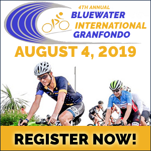 4th Annual Bluewater International Granfondo, August 5th 2019, Sarnia, Ontario - Register NOW before it's SOLD OUT!