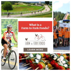 What is a Farm to Fork Fondo?