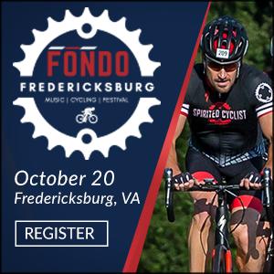 Gran Fondo Fredericksburg, VA - Oct 20 2019 - REGISTER HERE >>>
