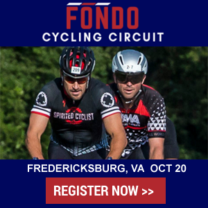 Gran Fondo Fredericksburg, VA - Oct 20 2019 - REGISTER HERE >>>