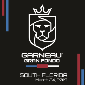 GARNEAU Gran Fondo, Gulfstream Park, Florida - March 24th 2019 - REGISTER NOW!