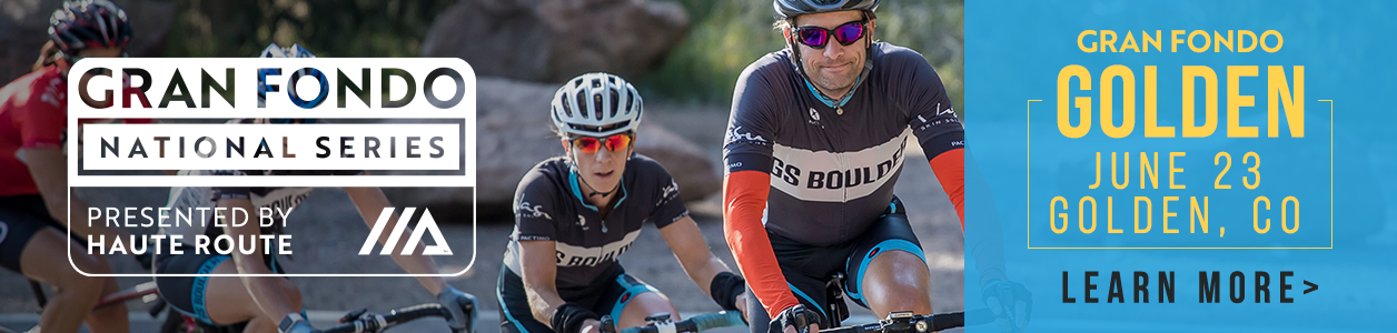 Gran Fondo Golden, Golden CO - June 9, 2019