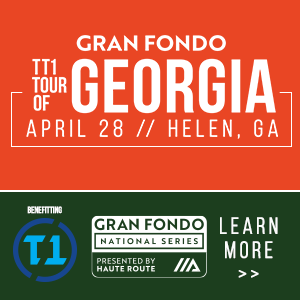 Gran Fondo Georgia, Helen, GA - April 2nd 2019