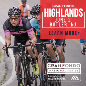 Gran Fondo Highlands, June 2, Butler, NJ