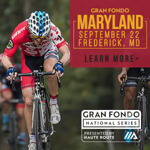 Gran Fondo Maryland, Frederick, MD - September 22nd 2019