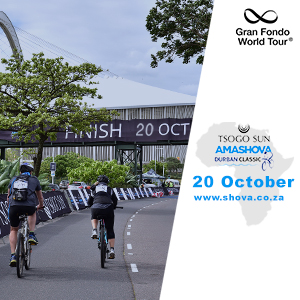 Tsogo Sun Amashova Durban Classic, South Africa, October 20, 2019 - Enter now to win $10,000 USD!