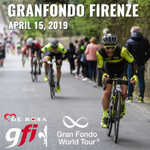 Granfondo Firenze, Florence, Tuscany, April 15, 2019 - Enter now to win $10,000 USD!