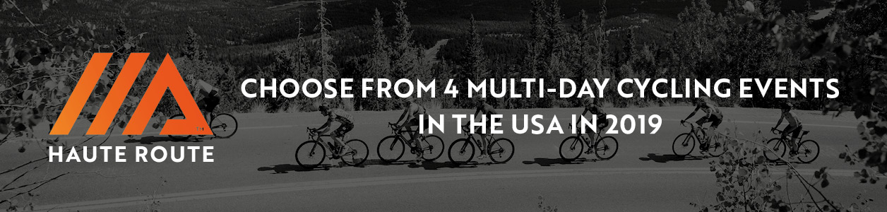 2019 Haute Route North America - Click here to find out more!