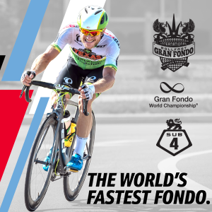 The FASTEST Gran Fondo, Carmel, Indiana, September 15 - Enter now to win $10,000 USD!