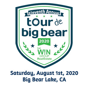 2020 Tour de Big Bear, August 1st, Big Bear Lake, CA - REGISTER NOW!