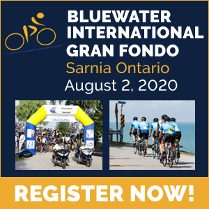Bluewater International Gran Fondo, August 2nd, Sarnia, Ontario - REGISTER NOW!