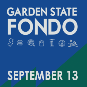 Garden State Fondo, Morristown, New Jersey, September 13 - REGISTER NOW!