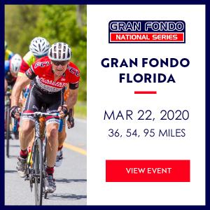Gran Fondo Florida, March 24 2019