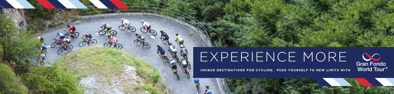 2020 Gran Fondo World Tour® Series - Enter now to win $10,000 USD!
