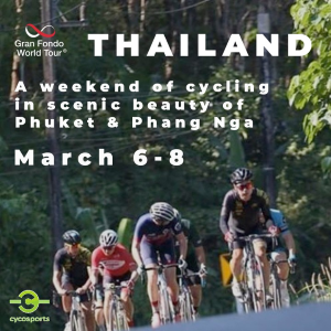 Tour of Phuket, Thailand, March 6 - 8, 2020 - REGISTER NOW!