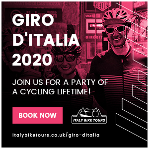 2020 Giro d'Italia with Italy Bike Tours
