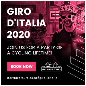 2020 Giro d'Italia with Italy Bike Tours