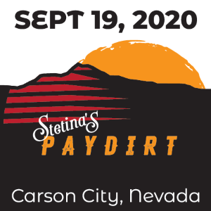 Stetina's Paydirt Ride, Sept 18-20 2020, Truckee, CA - REGISTER NOW!