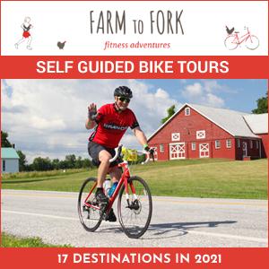 2021 Self Guided Bike Tours