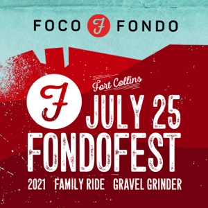 Foco FondoFest Gravel Grinder, July 25th, Fort Collins, CO