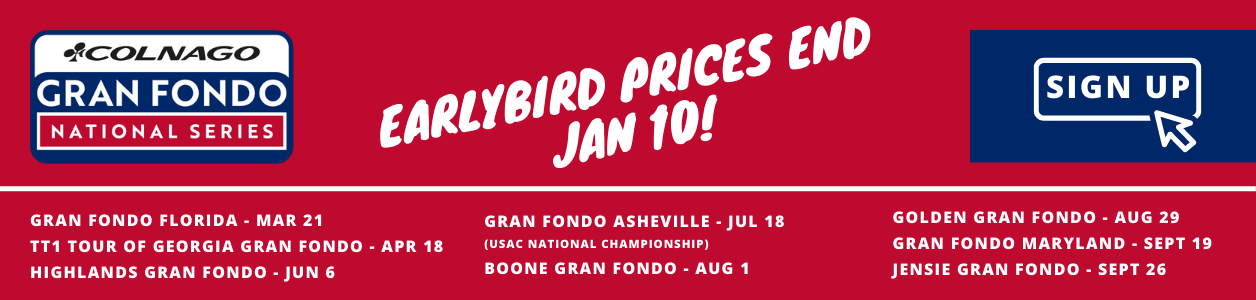 Earlybird Prices End Jan 10th - Register now and save!
