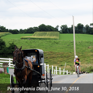 Pennsylvania Dutch, June 29-30, 2018 - Wyebrook Farm, Honey Brook, PA