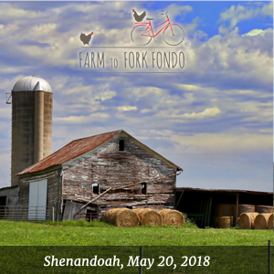 Farm to Fork Fondo - Shenandoah, May 19-20, 2018 - Belle Grove Plantation, Middletown, VA