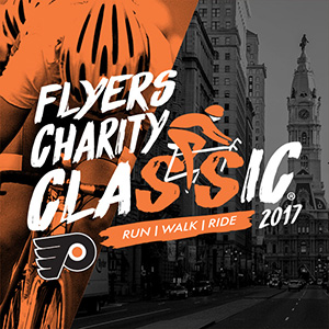 Philadelphia Flyers Charity Classic, 16th July, Philadelphia, PA - Register Now!
