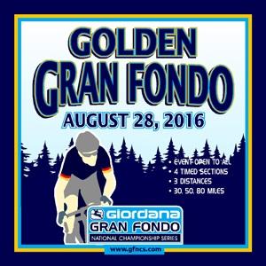 Giordana GFNCS Golden Gran Fondo, Colorado, August 28th, 4 Timed Sections, 3 Distances - Register NOW!