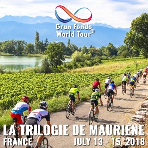 La Trilogy de Maurienne, France, July 13 - 15, 2018 - Enter now to win $10,000 USD!