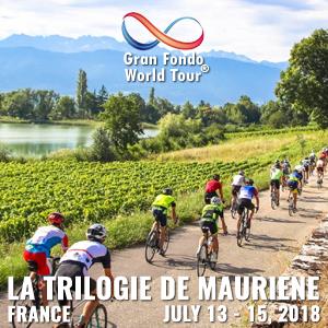 La Trilogy de Maurienne, France, July 13 - 15, 2018 - Enter now to win $10,000 USD!