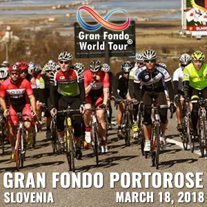 Gran Fondo Portorose, Solvenia, March 18, 2018 - Enter now to win $10,000 USD!