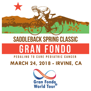 Saddleback Spring Classic Gran Fondo, Irvine, California, March 24, 2018 - Enter now to win $10,000 USD!
