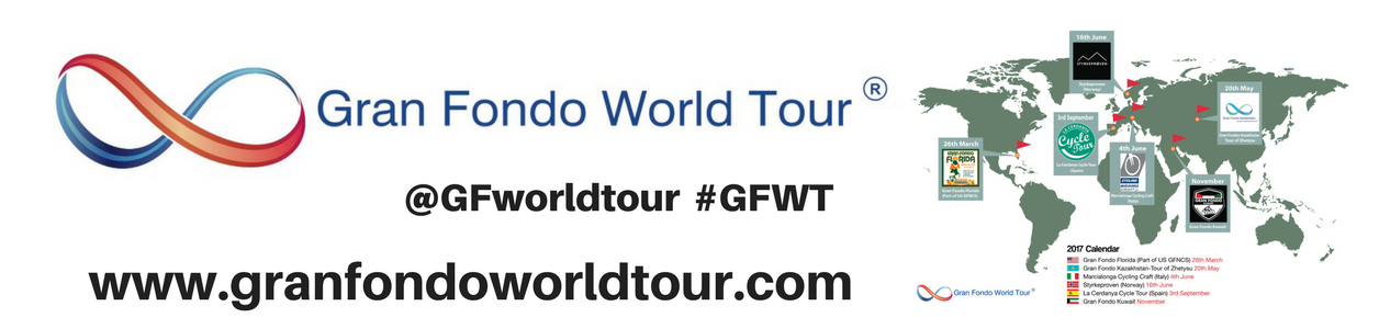 2017 Gran Fondo World Tour