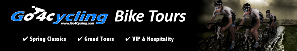 Go4Cycling Tour de France Bike Trips, 7-15th July