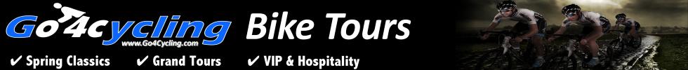 Go 4 Cycling, Spring Classics, Gran Tours, Gran Fondos and Sportives