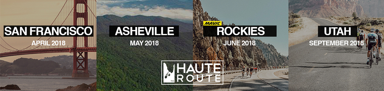 2018 Haute Route North America