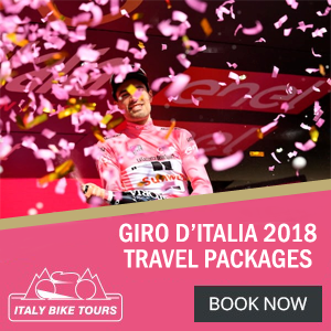 Discover the essence of the 2018 Giro d'Italia with Italy Bike Tours