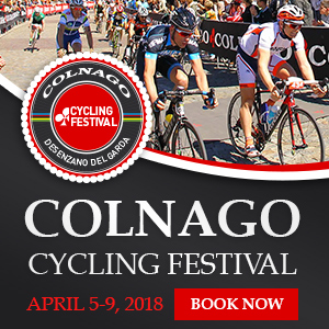 2018 Colnago Cycling Festival with Italy Bike Tours