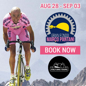 Experience the Gran Fondo Marco Pantani with Italy Bike Tours