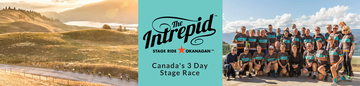 The Intrepid Stage Race, Okanagan, British Columbia, Sept 29th-Oct 1st. An Epic Three Day Stage Ride In Canada's Wine Heartland