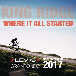 Levi's Gran Fondo - Santa Rosa, CA - September 30th 2017 - America's Premier Gran Fondo - Register Now and Save!