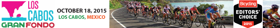 Los Cabos Gran Fondo, Oct 18th, Los Cabos, Mexico, 65 & 107 miles - REGISTER NOW!