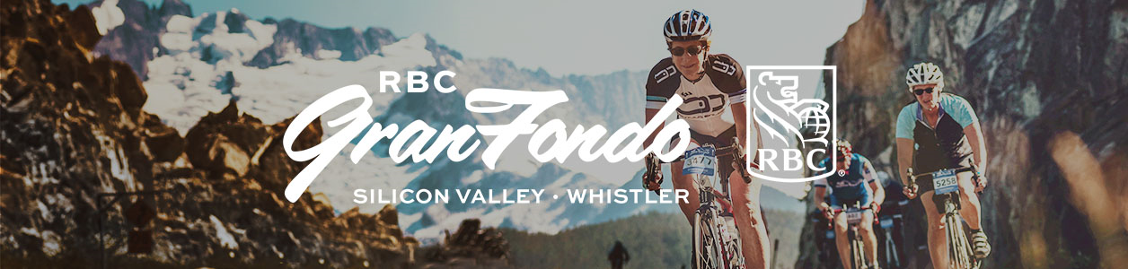 2018 RBC Gran Fondo Whistler, September 8th.
