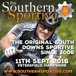 The Southern Sportive, September 11th, 11th Year! - The Original South Downs Sportive returns for it's 11th outing! Don't miss the best route on the UK calendar - REGISTER NOW!