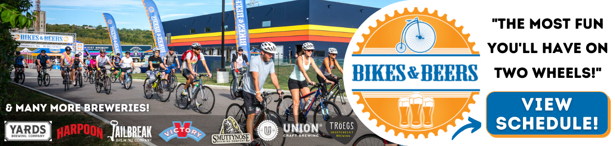 2021 Bike and Beers Series - The Most Fun on Two Wheels!