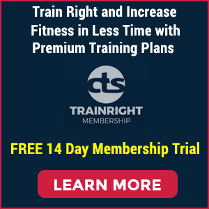 Become a Stronger, Fitter Cyclist Faster, with CTS TrainRight Membership - 14 day FREE Trial!